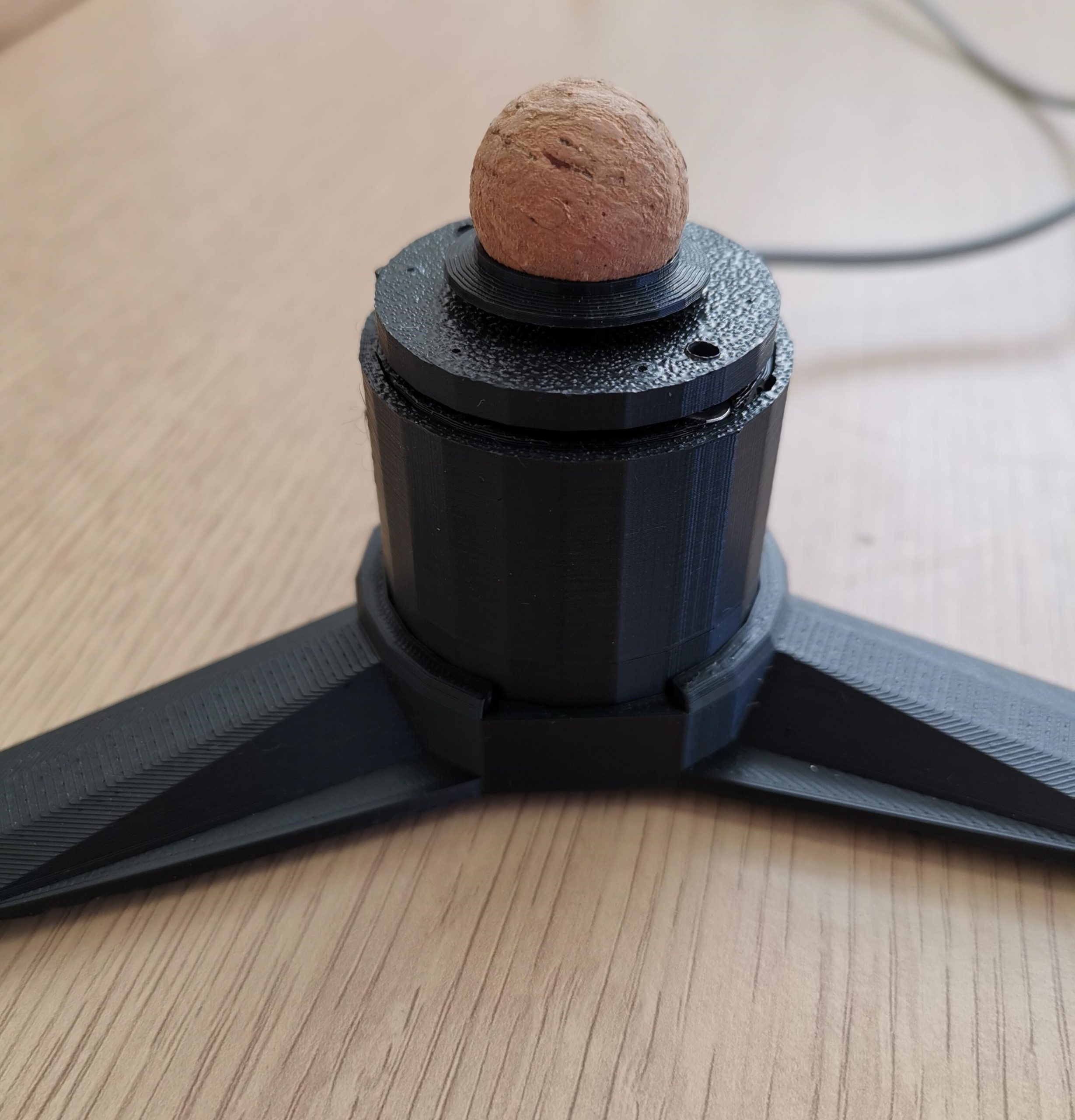 A picture of the Celtic Magic Feather Joystick